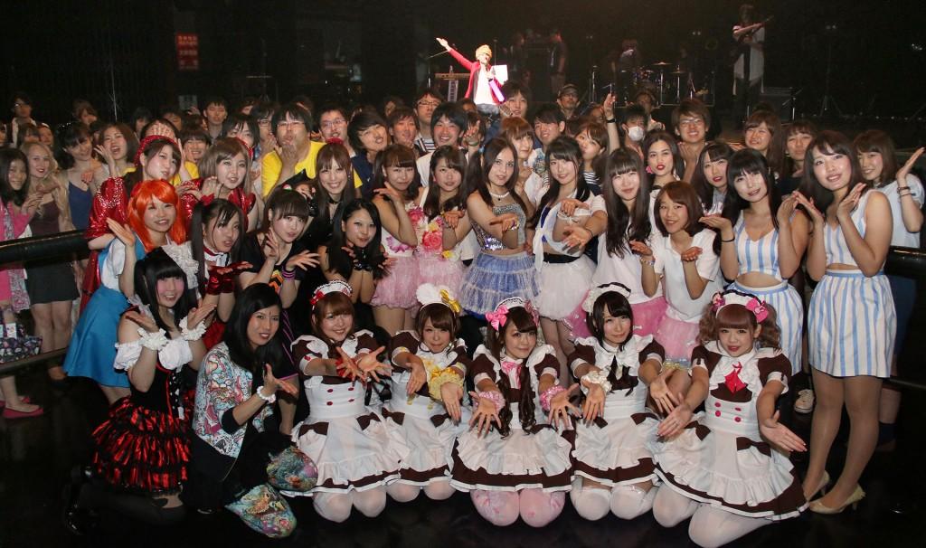 J-POPフェスタ2014 2014年5月17日@O-east